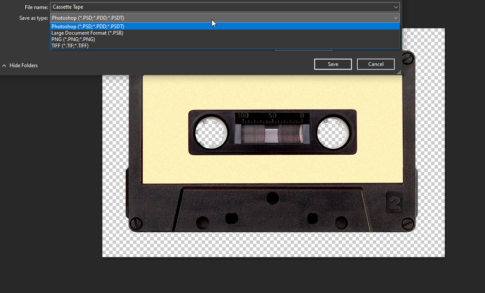 2021-05-18 14_54_49-Cassette Tape.psd @ 100% (Layer 0, RGB_8) _.png