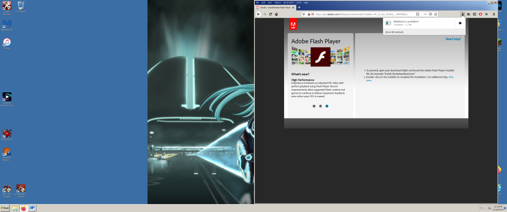 1st screenshot