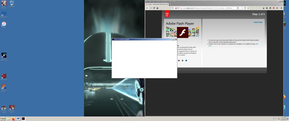 3rd screenshot