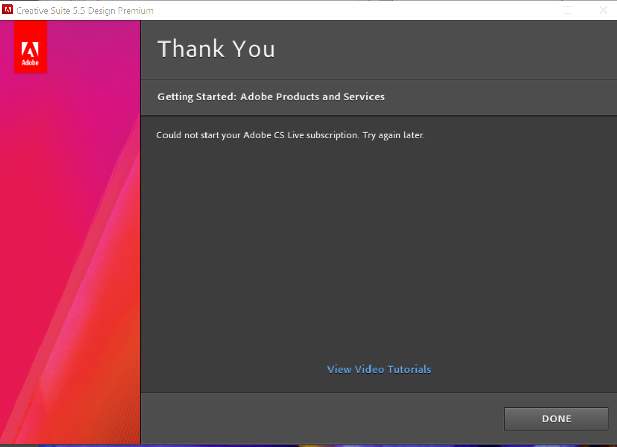 How To Activate Cs5 5 Offline Adobe Support Community 10745223