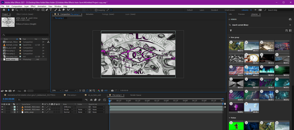 Adobe After Effects 2021 - D__Desktop_New folder_New folder (3)_Adobe After Effects Auto-Save_44Untitled Project copy.aep _ 6_15_21 16_20_34.png