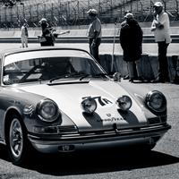 Porsche 911 at Laguna Seca