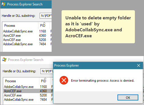 Acrobat-does not allow me to delete an empty folder-AdobeCollabSync-AcroCEF-21072021 053517.png