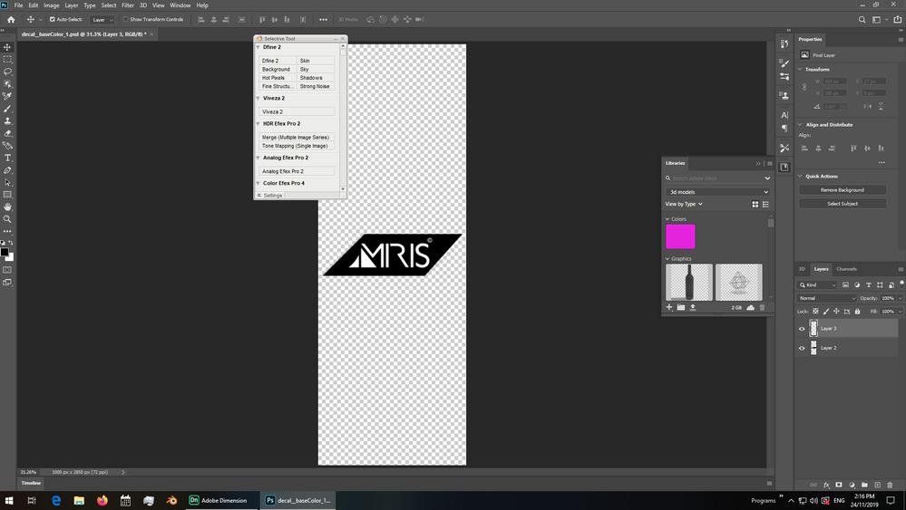 add blank space