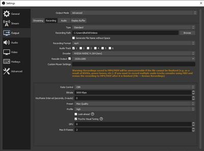 OBS 26.1.1 (64-bit, windows) - Profile_ Untitled - Scenes_ Untitled 7_27_2021 10_31_32 AM.png