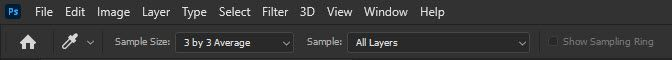 sample and sample size drop down lists.jpg