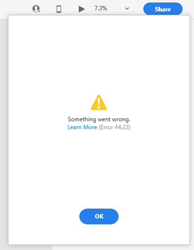 Adobe XD Issue.png