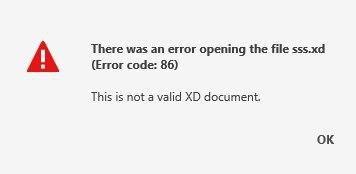 Error Code :86