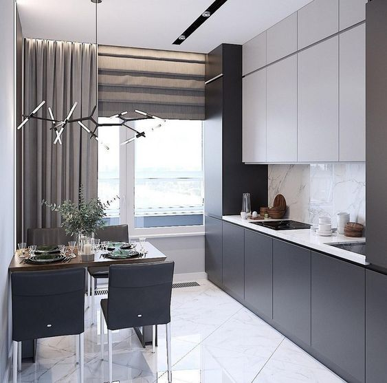 How To Take A Kitchen Design From The Internet And