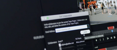 Stay productive with Adobe Team Project's remote collaboration