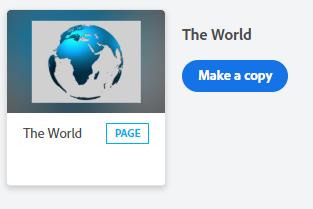 Make a copy