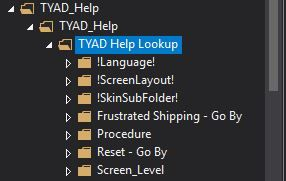 TFS project directory