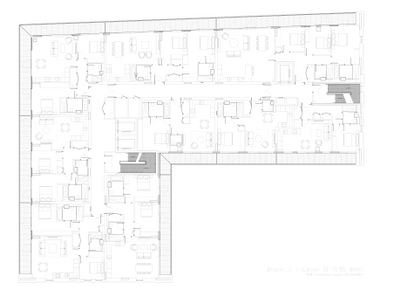 This is the full page document (A0). Problem areas are the grey stairwells.