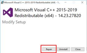 Repair Microsoft Visual C++ 1.png